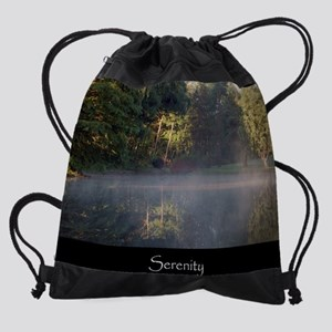 Serenity Drawstring Bag