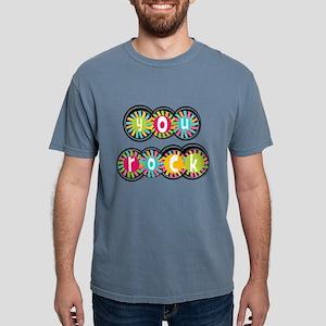You Rock Mens Comfort Colors Shirt