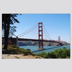 Golden Gate by Day Large Poster