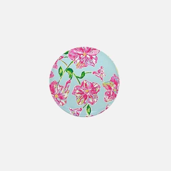 Cute Lilly Mini Button