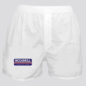 Support Claire McCaskill Boxer Shorts
