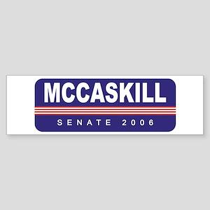 Support Claire McCaskill Bumper Sticker
