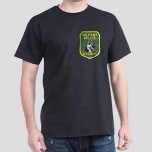 Military Police Canine Dark T-Shirt