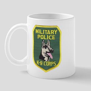 Military Police Canine Mug