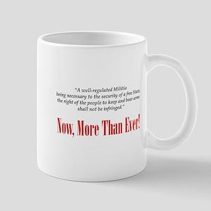 2nd Amendment CU Mug