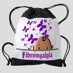 FIBROMYALGIA Drawstring Bag