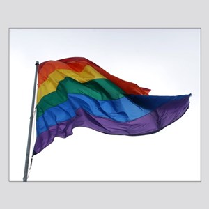Pride Unfurled Small Poster