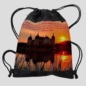 Moritzburg Castle Drawstring Bag