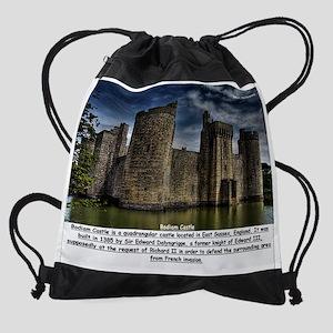 Bodiam Castle Drawstring Bag