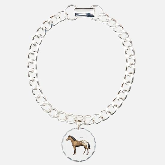 Appaloosa Horse Bracelet