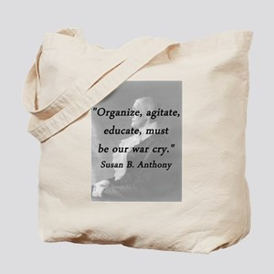 Anthony - Organize Tote Bag