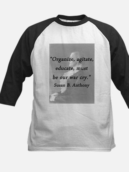 Anthony - Organize Baseball Jersey