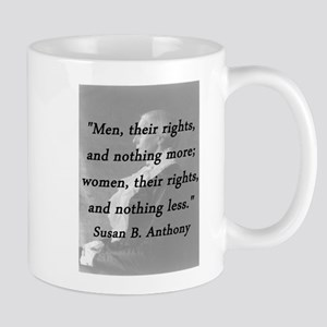 Anthony - Men Women Rights Mugs