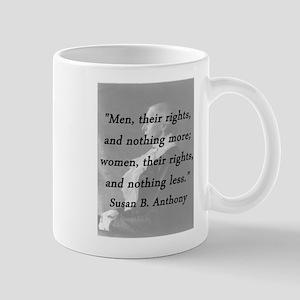 Anthony - Men Women Rights Mugs