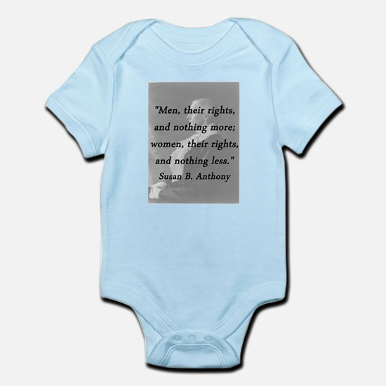Anthony - Men Women Rights Body Suit