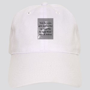 Anthony - Join the Union Baseball Cap