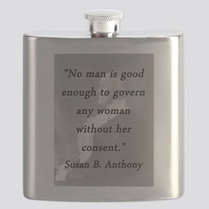 Anthony - Govern Any Woman Flask