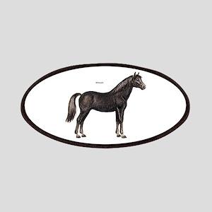 Morgan Horse Patches