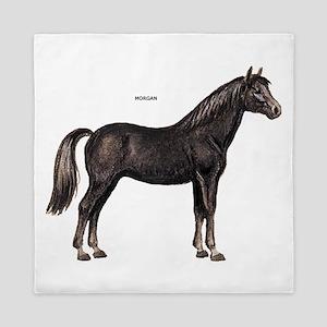 Morgan Horse Queen Duvet