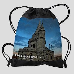 Fisher Drawstring Bag