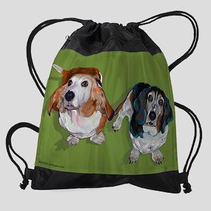 stemler_calendar Drawstring Bag