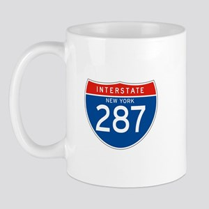 Interstate 287 - NY Mug