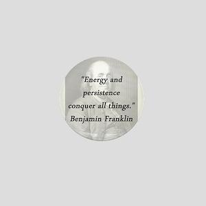 Franklin - Energy Mini Button