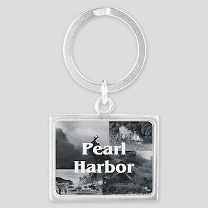 ABH Pearl Harbor Landscape Keychain