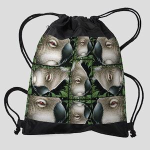 Multi Koala Drawstring Bag