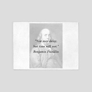Franklin - Delay 5'x7'Area Rug