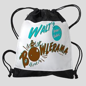 bowlingSS3 Drawstring Bag