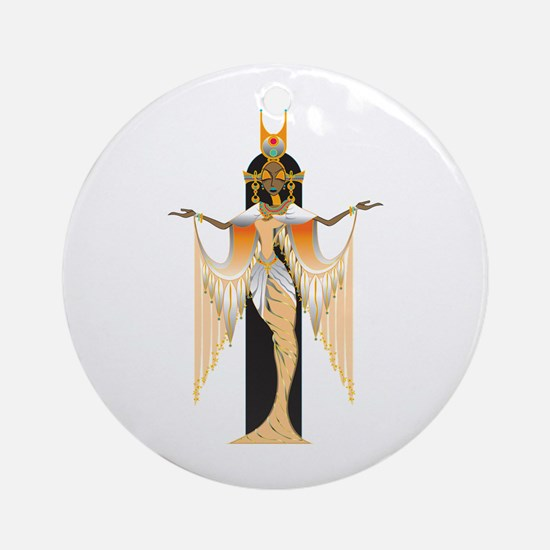Isis Ornament (Round)