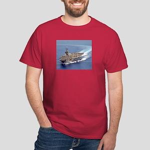 USS Carl Vinson CVN 70 Dark T-Shirt