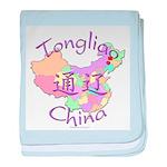 Tongliao China baby blanket