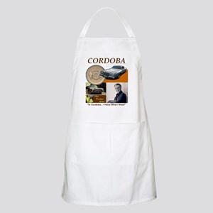In Cordoba I have What I Need Apron
