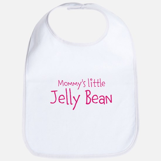 Mommys little Jelly Bean Bib