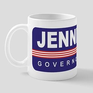 Support Toni Jennings Mug