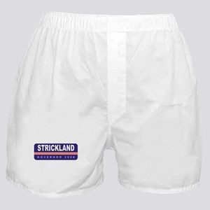 Support Ted Strickland Boxer Shorts