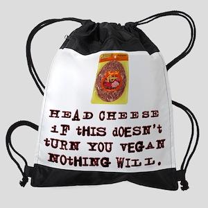headcheese2 Drawstring Bag