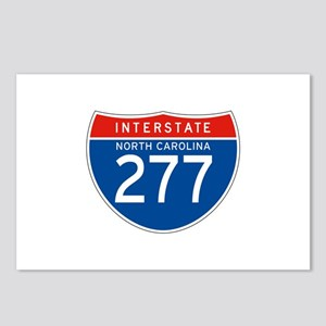 Interstate 277 - NC Postcards (Package of 8)