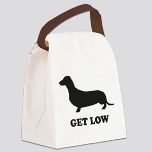 Get Low Canvas Lunch Bag