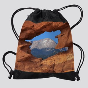 poster, small 16x20 Drawstring Bag