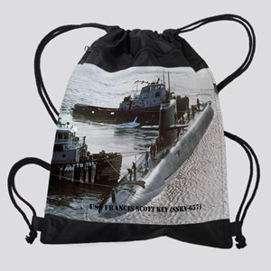 fs key calendar Drawstring Bag