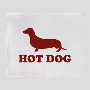 HOT DOG Stadium Blanket