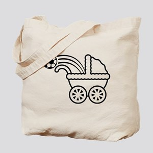 born_to_play_soccer Tote Bag