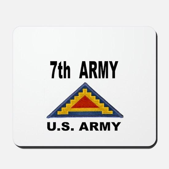 7TH ARMY Mousepad