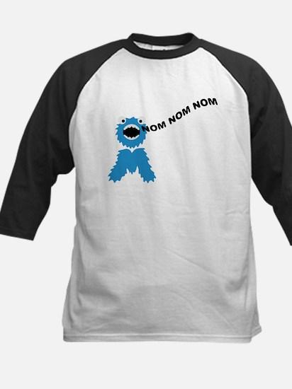 om_nom_nom_nom_monster Baseball Jersey