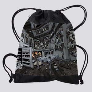 zombies Drawstring Bag