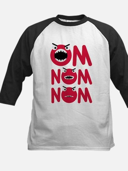 om_nom_nom_monster Baseball Jersey