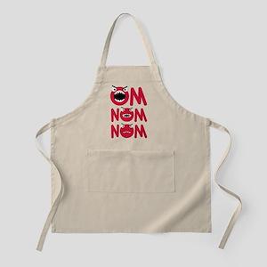 om_nom_nom_monster Apron